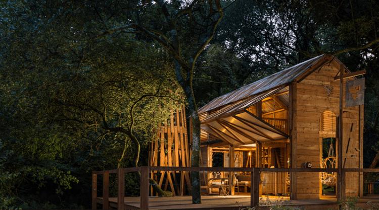 The Carlsberg Cabin