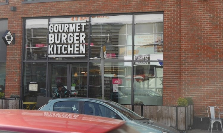 Gourmet Burger Kitchen Gbk Latest News Catering Today